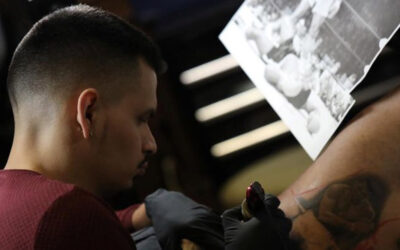 A Client's Perspective: Getting a Frank Sanchez Tattoo